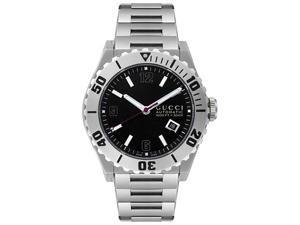 Gucci 115 Pantheon Automatic Mens Watch YA115211