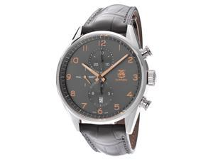 Tag Heuer Carrera Caliber 1887 Chrono Anthracite Dial Mens Watch CAR2013.FC6313