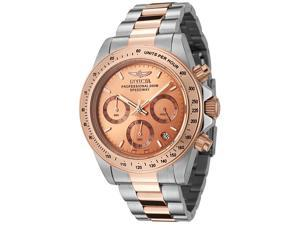 Men's Speedway/Chronograph Stainless Steel