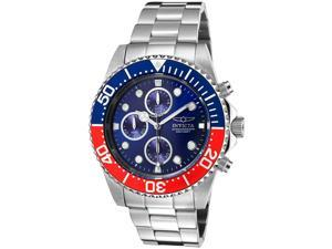Invicta Men's Pro Diver Chronograph Stainless Steel