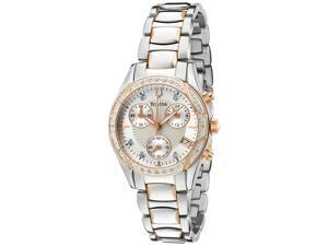 Bulova 98R149 Diamonds Women's Quartz Watch