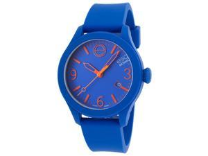 ESQ 07301464 Unisex Watch with One Blue Silicone and Dial