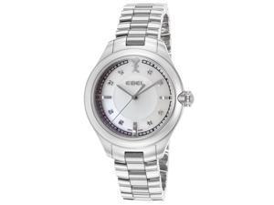 Ebel 1216136 Women's Onde Diamonds Stainless Steel White Mop Dial 36 Mm Watch