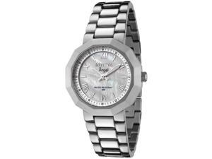 Invicta 0542 Women's Angel Stainless Steel Mop Dial Watch