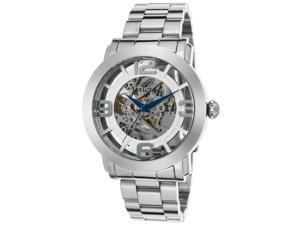 Invicta 22581 Men's Vintage Automatic Stainless Steel Silver-Tone Dial Ss Watch