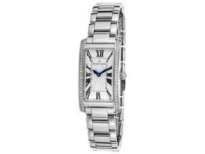 Maurice Lacroix Fa2164-Sd532-118 Women's Fiaba Diamond Stainless Steel Silver-Tone Guilloche Dial Watch