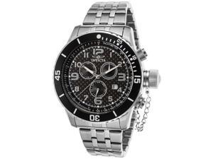 Invicta 16934 Men's Specialty Chrono Stainless Steel Carbon Fiber Dial Ss Watch