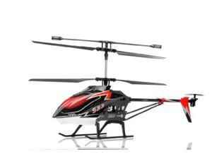 "Syma S33 30"" 3-Channel RC Helicopter w/ Gyro 2.4Ghz - Black"