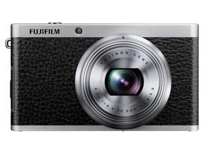FUJIFILM XF1 Black 12 MP Digital Camera HDTV Output