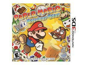 Paper Mario: Sticker Star Nintendo 3DS Game