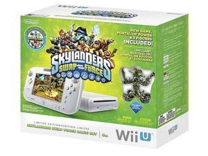 Nintendo Wii U Skylanders Swap Force Bundle
