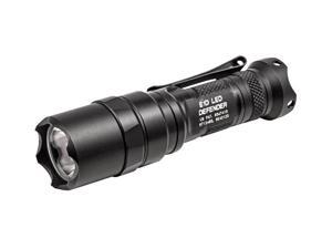 Surefire E1DL-A E1D Defender Dual-Output LED Flashlight