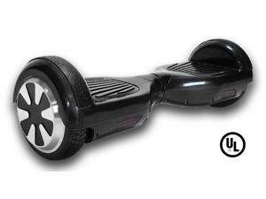 US Stock*  Smart Self-balancing Two Wheel Electric Personal Scooter with Lithium Ion Battery - Black
