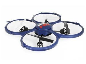 UDI U818A-1 2.4GHz 4 CH 6 Axis Gyro RC Quadcopter w/ HD Video Camera