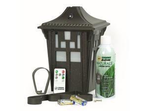 Terminix Allclear Mosquito Mister Lantern Includes 12oz Bottle Natural Repellent