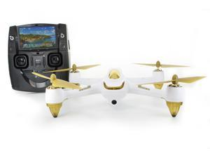 Hubsan H501S X4 5.8G FPV with 1080P HD Camera Brushless Quadcopter - White