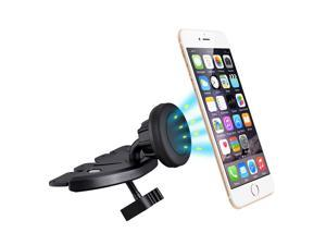 Patazon MagGrip CD Slot Magnetic Universal Car Mount Holder for iphone6/6S/5/5S/5C/4S, Samsung Note Series, HTC, Motorola, Google Nexus, Nokia Lumia and Other Smart Phones
