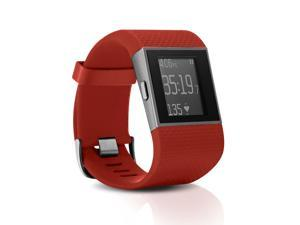 Fitbit Surge Fitness Superwatch with heart rate tracker and GPS -Tangerine Large
