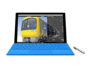 "Microsoft Surface Pro 4 Tablet Intel Core i5 6300U (2.40 GHz) 256 GB SSD Intel HD Graphics 520 Shared memory 12.3"" Touchscreen Windows 10 Pro"