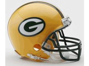 Creative Sports RD-PACKERS-MR Green Bay Packers Riddell Mini Football Helmet