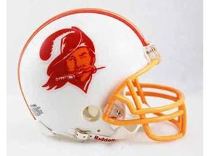 Creative Sports RD-BUCSTB-MR76-96 Tampa Bay Buccaneers 1976-1996 Throwback Riddell Mini Football Helmet