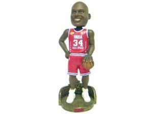 Los Angeles Lakers Shaquille O Neal 2003 All-Star Uniform Forever Collectibles Bobble Head