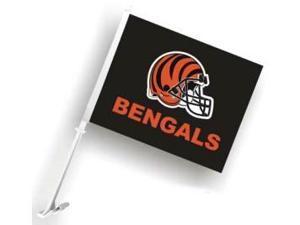 Wincraft  Cincinnati Bengals Car Flag