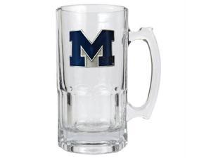 Great American Products Michigan Wolverines NCAA 1 Liter Macho Mug