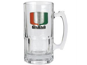 Great American Products Miami Hurricanes NCAA 1 Liter Macho Mug