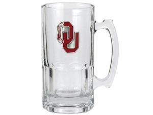 Great American Products Oklahoma Sooners NCAA 1 Liter Macho Mug