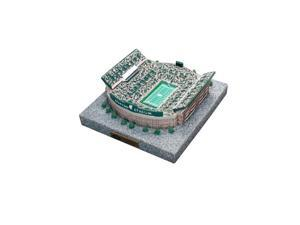 Sport Collectors Guild MichiganStateFB Michigan State University Spartan stadium replica- 9750 limited Gold Series Edition.
