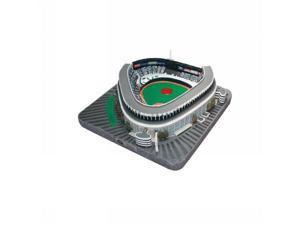 Paragon Innovations Co YANKEESPBBFP 4750 Limited Edition- Platinum Series stadium replica - Home of the Yankees.  Final Pitch plate included