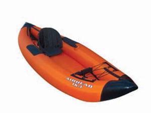 Airhead Performance 9' Travel Kayak - 1 Person