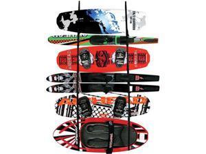 Kwik Tek LR-1 Airhead Ladder Rack Wakeboard Kayak Ski Paddle
