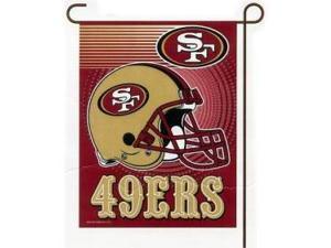 Wincraft  San Francisco 49ers 11 x 15 Garden Flag