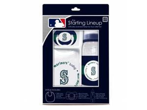 Baby Fanatic Seattle Mariners Baby Gift Set