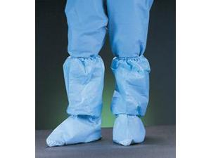 MEDLINE INDUSTRIES NON27143 Boot Covers - Knee high regular size blue - 1 Case