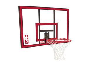 Spalding 79351 44 in. Polycarbonate Basketball Backboard Combo