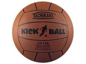 Tachikara SK18B Kick Ball - Official Size - Brown