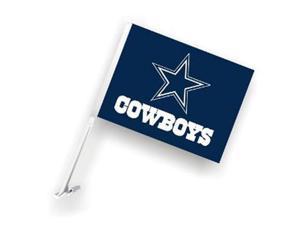 Fremont Die 98903 Dallas Cowboys- Car Flag W-Wall Brackett