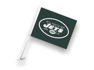 Fremont Die 98939 New York Jets- Car Flag W-Wall Brackett