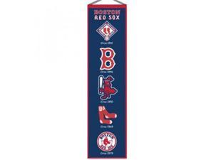 Boston Red Sox Wool 8in. x 32in. Heritage Banner