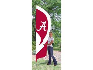 Party Animal TTAL Alabama Tall Team Flag W Pole