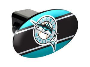 Great American Products GAP-HCC2111 Florida Marlins MLB Trailer Hitch Cover
