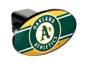 Great American Products GAP-HCC2120 Oakland Athletics MLB Trailer Hitch Cover