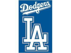 Party Animal, Inc. AFLAD Applique Banner Flag - DODGERS