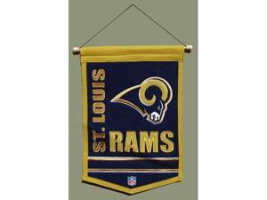 Winning Streak Sports 61250 Saint Louis Rams Traditions Banner