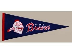 Winning Streak Sports Pennants 56011 Atlanta Braves Cooperstown