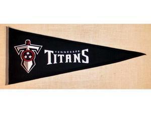 Winning Streak Sports Pennants 61301 Tennessee Titans Throwback