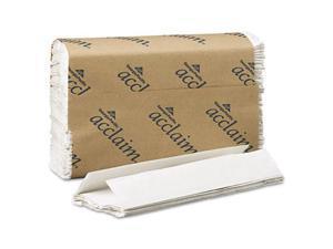 Georgia Pacific 20603 C-Fold Paper Towels, 10.25 x 13.25, White, 240-Pack, 10-Carton